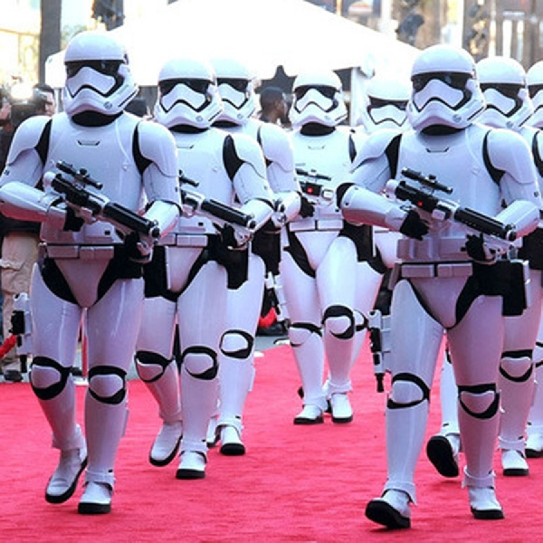Cameo Spesial di Star Wars Episode VIII