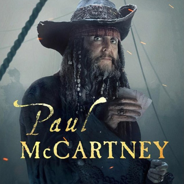 Paul McCartney Ikut Main Di Pirates of the Caribbean Terbaru