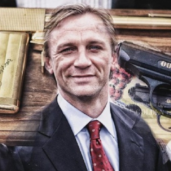 Daniel Craig Siap Sapa Penggemarnya Di Dua Film James Bond