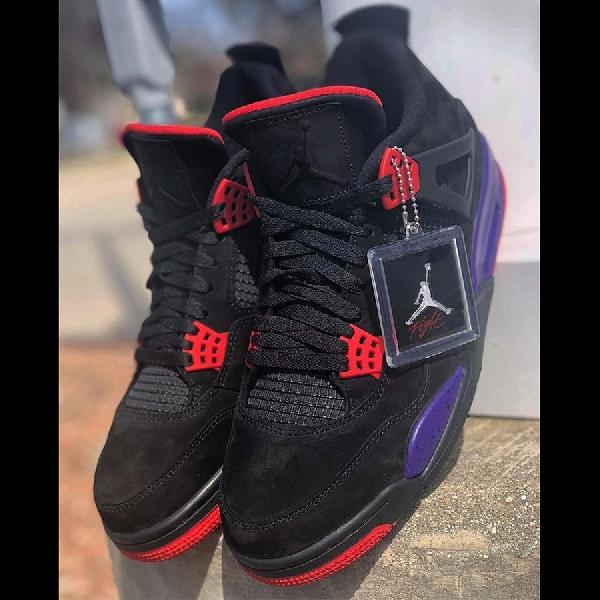 Mengintip Pesona Nike Air Jordan 4 Raptors