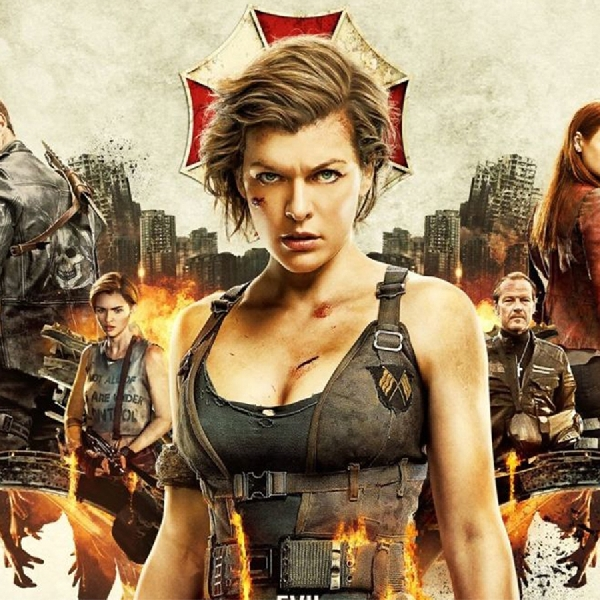 Resident Evil: The Final Chapter, Flashback ke Cerita Awal