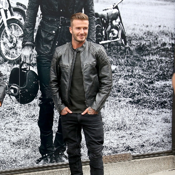5 Inspirasi Fashion ala David Beckham