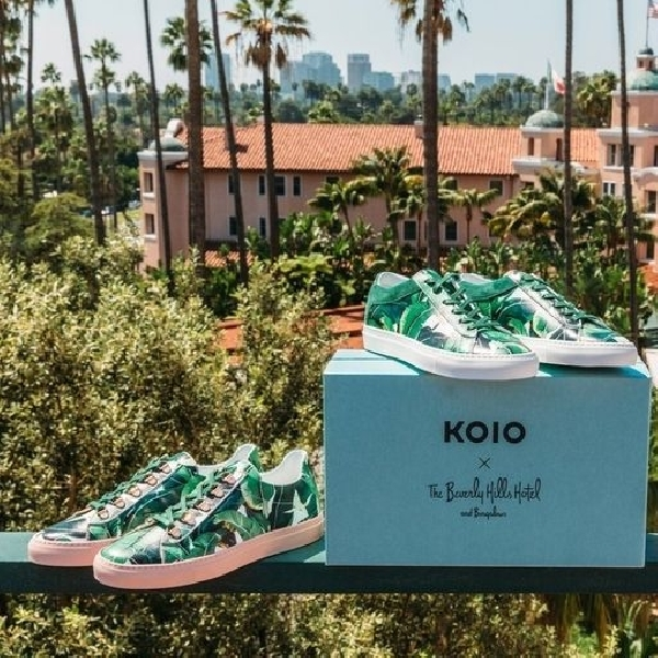 Tampil Begitu Segar, Ini Dia Wujud Sneakers Terbaru Koio Collective