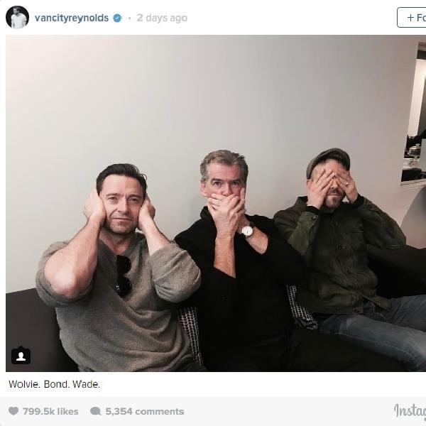 Pierce Brosnan Turut Bergabung dalam Deadpool 2 Sebagai Cable