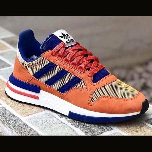 Adidas Akan Rilis Sneaker Son Goku