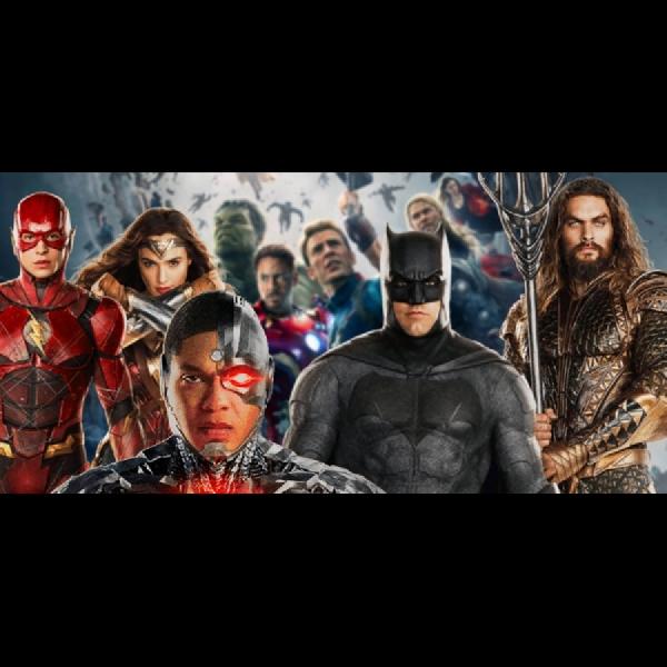 4 Aktor dan Aktris yang Memerankan Tokoh Marvel dan DC. Siapa Saja?