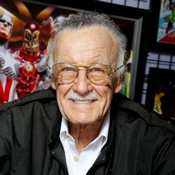 Legenda Marvel, Stan Lee Tutup Usia