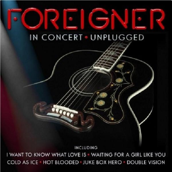 Foreigner Rilis Album Live Akustik