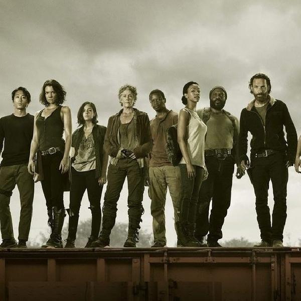 Pembuat The Walking Dead Tidak Menyesal Cliffhanger di Season 6