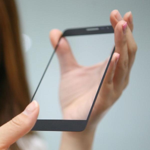 Unik, LG Benamkan Sensor Fingerprint Di Bawah Layar