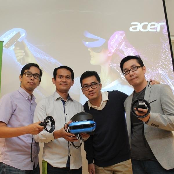 Acer Windows Mixed Reality Resmi Mendarat di Indonesia, Berapa Harganya?