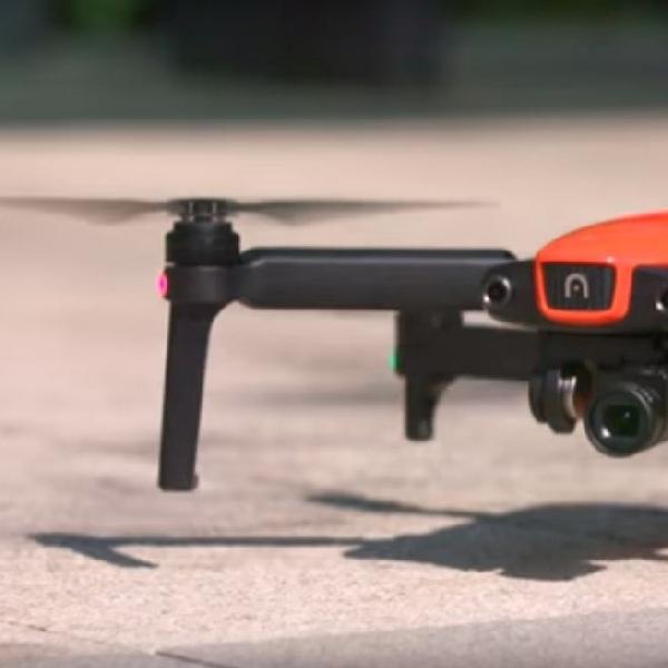 Autel EVO Drone Si Penjegal DJI Mavic Pro