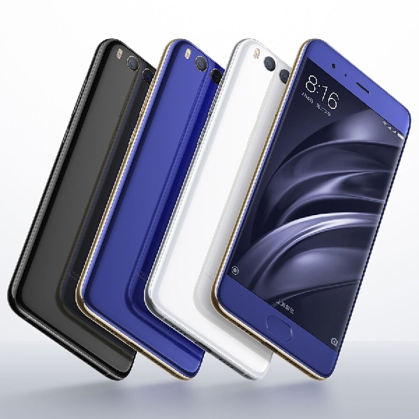 Luncur Resmi, Ini Spesifikasi Lengkap dan Harga Xiaomi Mi 6