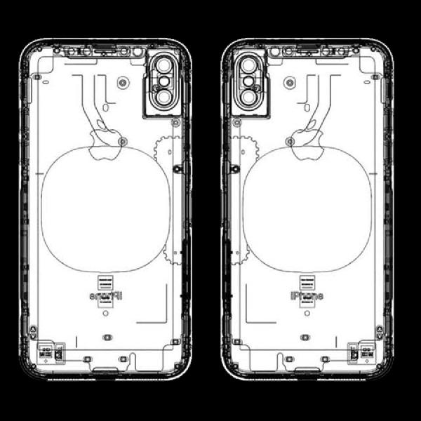 Skema Komponen iPhone 8 Bocor, Kamera Ganda Vertikal dan Touch ID Layar Terungkap