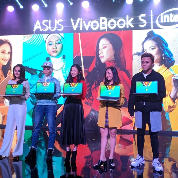 Asus Resmikan VivoBook S S430UN, Notebook Stylish nan Colorful