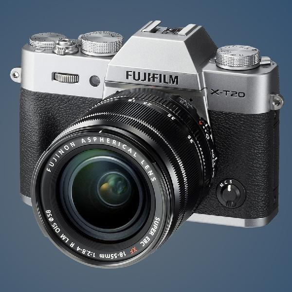 Bawa Sensor 24MP, Fujifilm X-T20 Bisa Rekam Video 4K