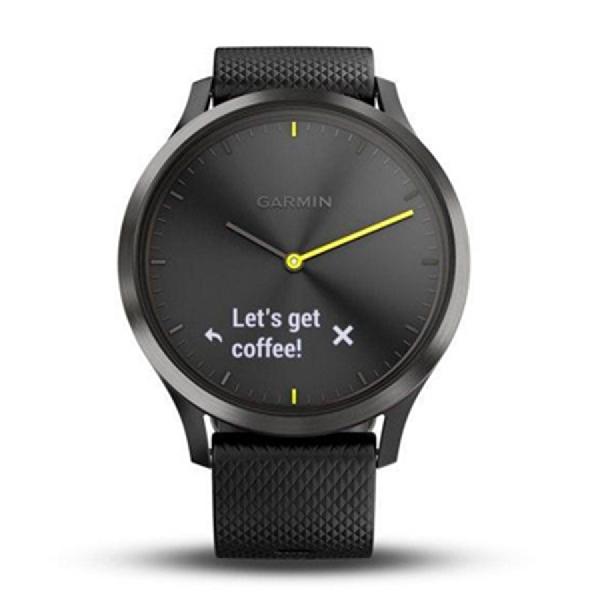 Gandeng Watch Studio, Garmin Luncurkan Arloji Pintar Vivomove HR