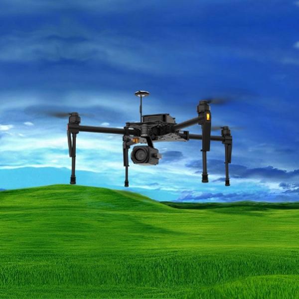 Kamera Drone DJI Ini Bisa Zoom Optic Hingga 30 Kali