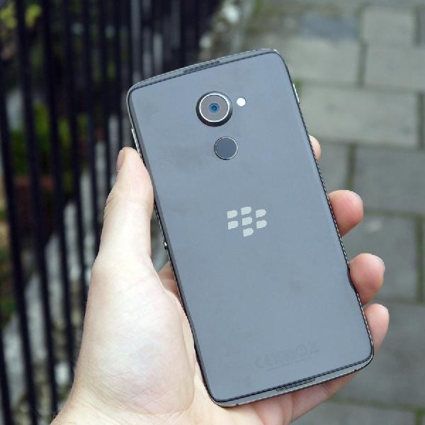 BlackBerry DTEK60 Resmi Melenggang, intip Spesifikasinya!