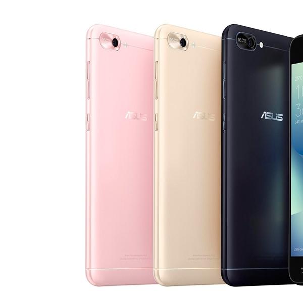Zenfone 4 Selfie Lite Jadi Pelengkap Seri Ponsel Selfie Besutan Asus