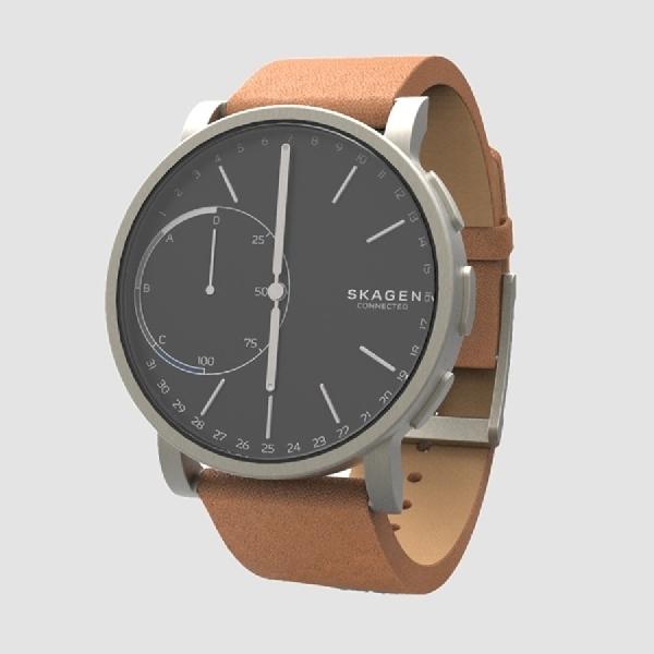 Bergaya Klasik, Smartwatch Ini Ditenagai Baterai Coin Cell