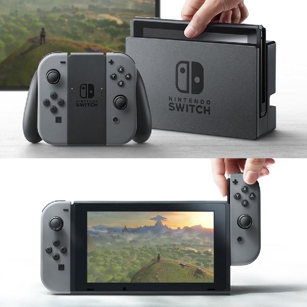 Konsol Game Terbaru Nintendo Pakai Sistem Hibrida