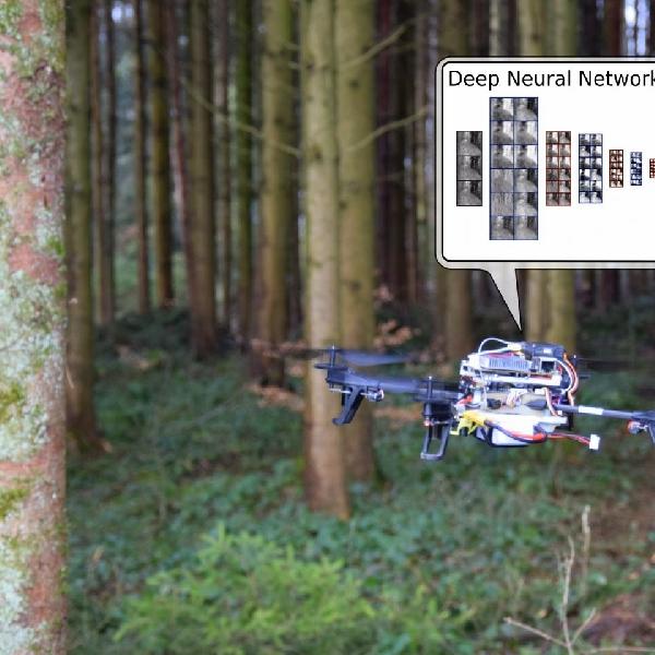 Software Pintar Drone Ini Bantu Pencarian Pendaki Yang Tersesat