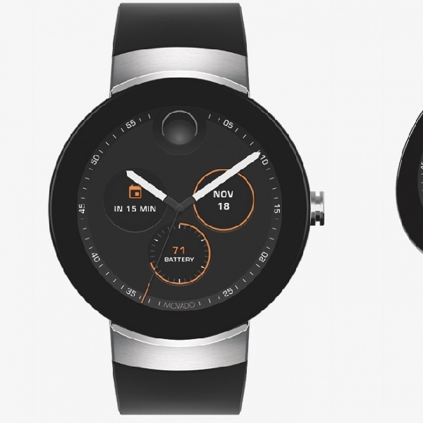 Gandeng Google, Ini Rupa Smartwatch Kedua Movado