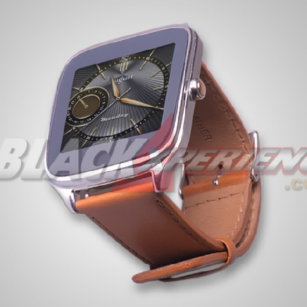 ASUS ZenWatch 2 SmartWatch Stylish Andalan ASUS
