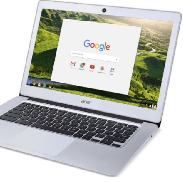 Acer Sibuk Garap Chromebook Berotak MediaTek