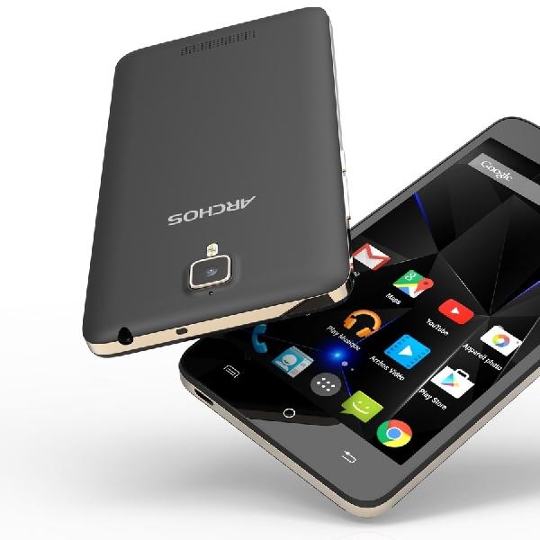 Archos Luncurkan Smartphone 50d Oxygen