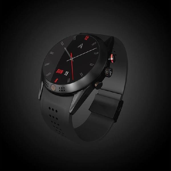 Arrow, Smartwatch Keren dengan Kamera 360 Derajat