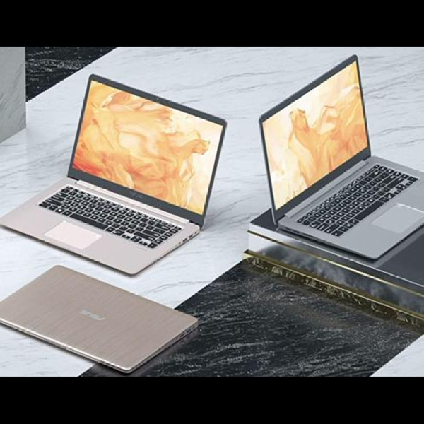 ASUS VivoBook S15, Notebook Intel i5 Super Tipis, Value for Money