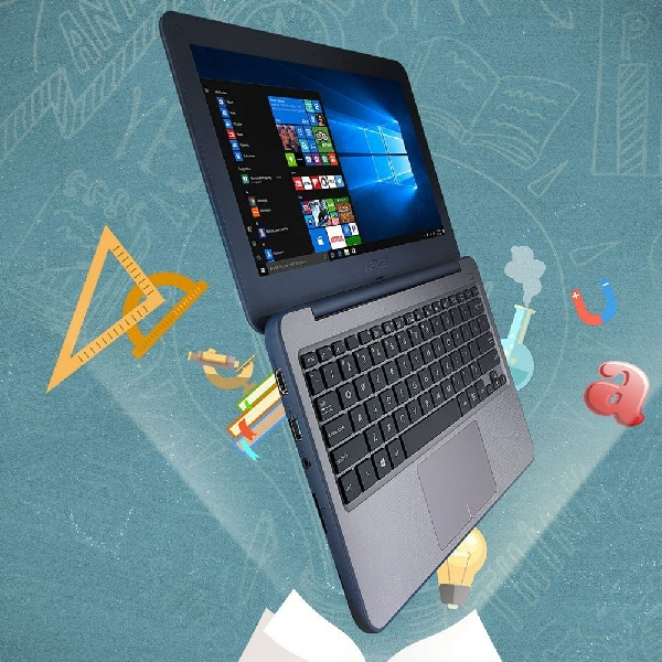 Tahan Banting, Ini Laptop Windows 10 S Perdana Asus