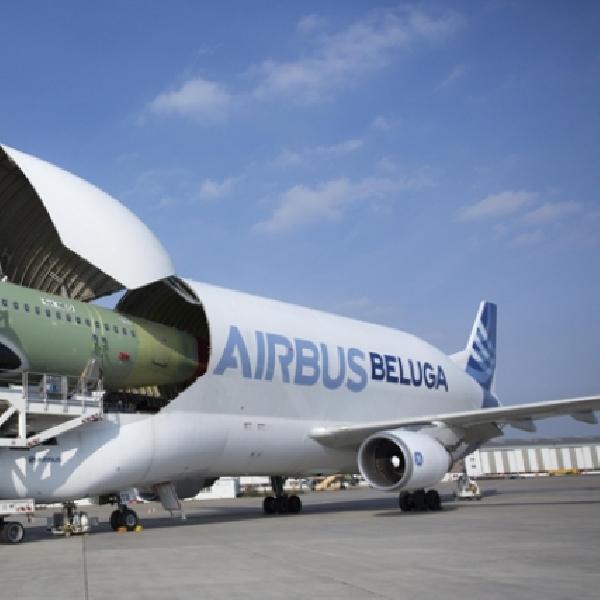 Airbus Patenkan Model Pesawat Berkabin Lepas-Pasang