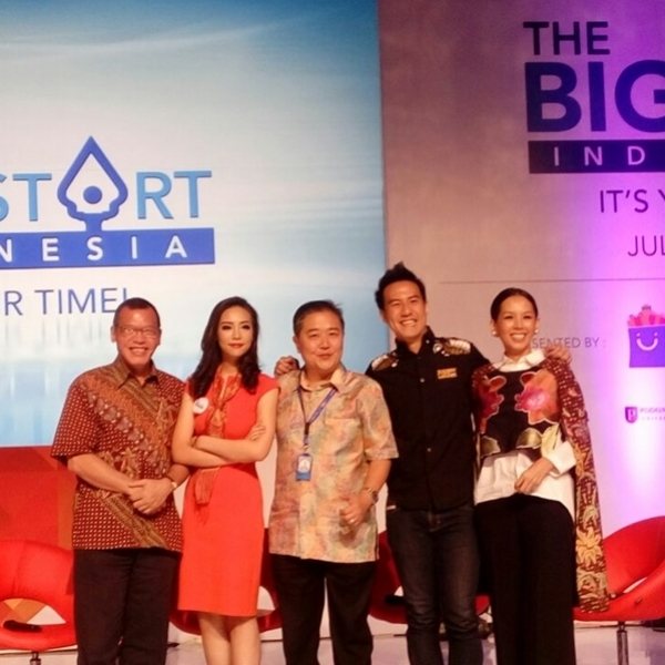 Blibli Luncurkan The Big Start Indonesia