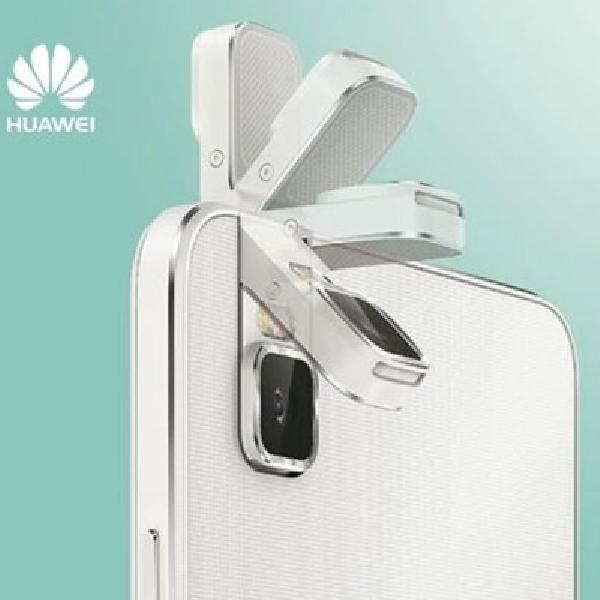 Huawei Beri Teaser Smartphone Berkamera Flip