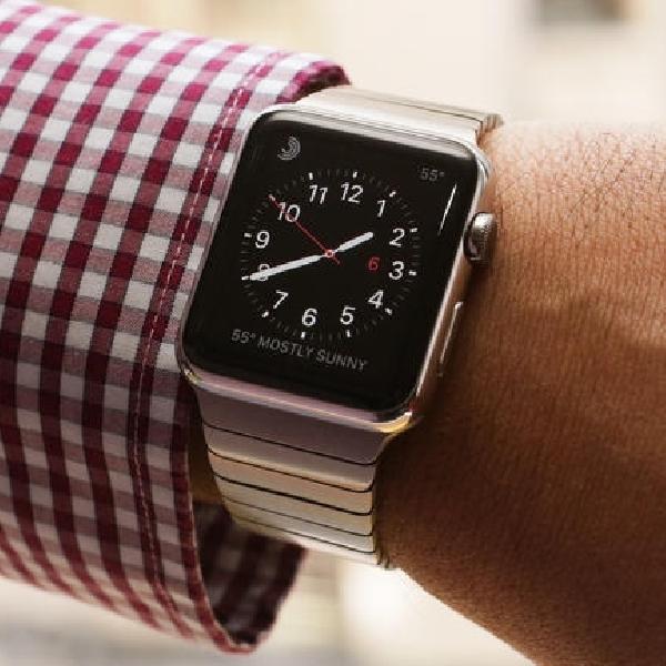 Ternyata Ini Aktifitas yang Sering Dilakukan di Apple Watch