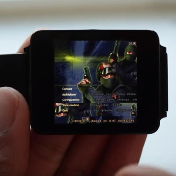 Canggih, Game Legendaris Bisa Dimainkan Di Smartwatch
