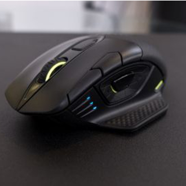 Dark Core RGB SE Mouse Gaming Wireless Pertama Corsair