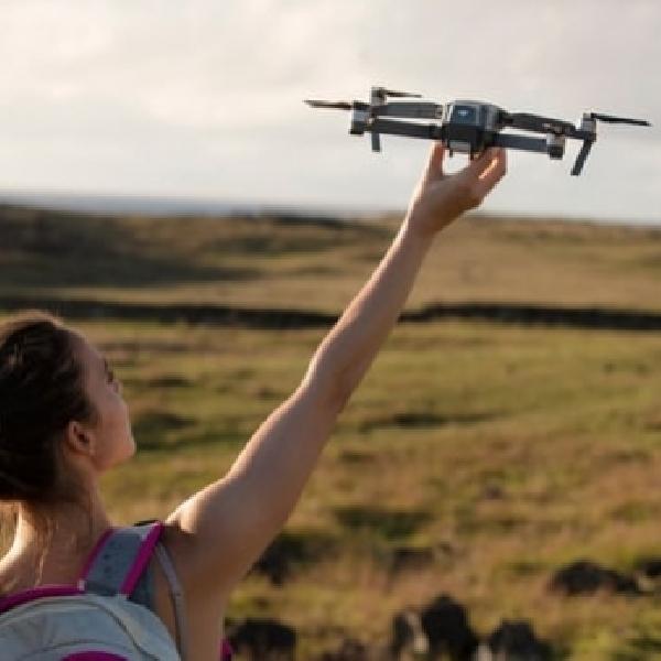 Mini dan Bisa Dilipat, Ini Drone Penjegal GoPro Karma