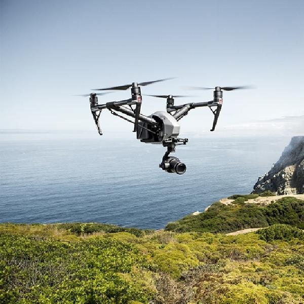 DJI Rilis Zenmuse X7, Kamera Khusus Cinematografi Udara