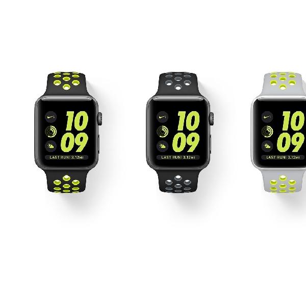 Lebih Sporty, Apple Watch Nike+ Meluncur 28 Oktober