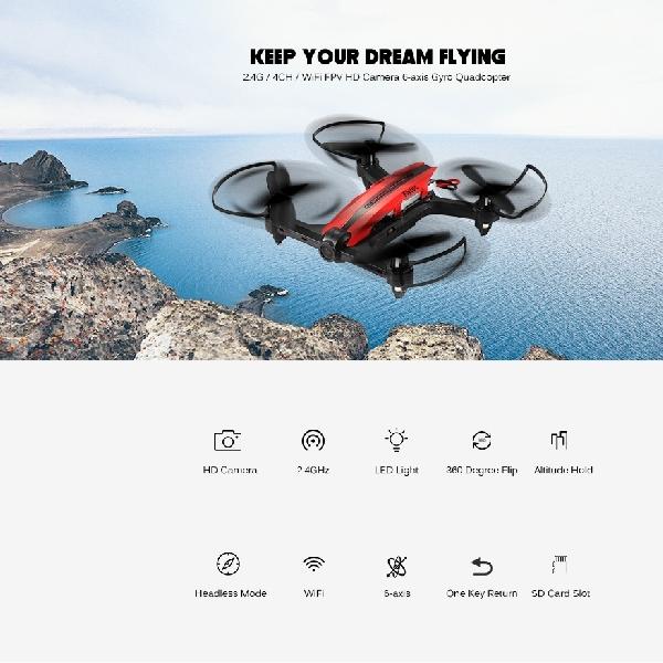 Flytec T18D,Drone Balap Terjangkau Rasa Premium