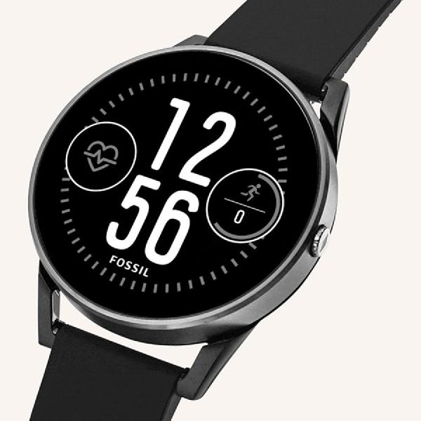 Fossil Q Control, Smartwatch Sporty Perdana Garapan Fossil