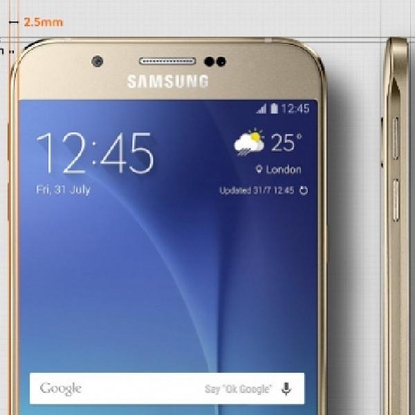 Samsung Galaxy A9 Terbongkar Lagi di AnTuTu