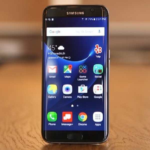Kini Giliran Galaxy S7 Edge yang Meledak