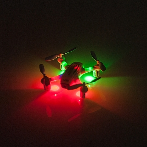 Gravit Monster Vision FPV, Drone Mini Bisa Loop 360 derajat