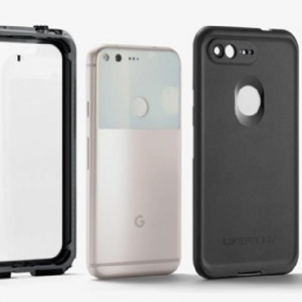 Case Ini Proteksi Duo Google Pixel Dari Air dan Benturan