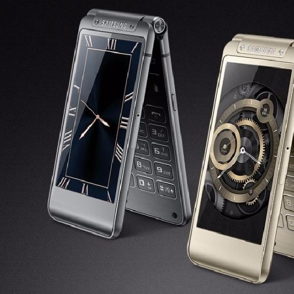 Usung Konsep Clamshell, Ini Smartphone Terbaru Samsung
